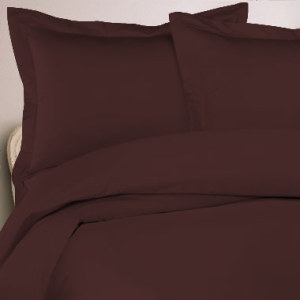 1000 Thread Count Egyptian Cotton Sheet Set - chocolate